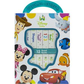 Disney Baby: My First Library (Board Book)