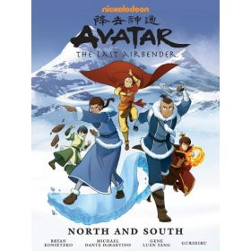 Avatar: The Last Airbender, North and South Library Edition (Hardcover)