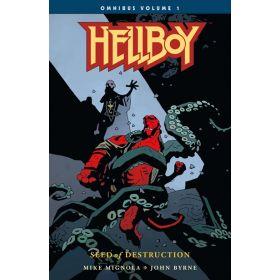 Seed of Destruction: Hellboy Omnibus Vol. 1 (Paperback)