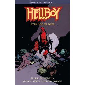 Hellboy Omnibus Vol. 2: Strange Places (Paperback)