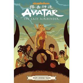 Team Avatar Tales: Avatar: The Last Airbender (Paperback)