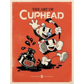 The Art Of Cuphead (Hardcover)