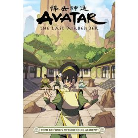 INCOMING - Avatar The  Last Airbender: Toph Beifong's Metalbending Academy (Paperback)