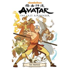 Avatar: The Last Airbender: The Promise Omnibus (Paperback)