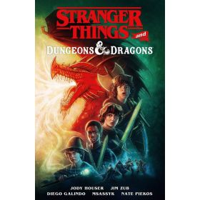 Stranger Things and Dungeons & Dragons (Paperback)