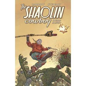 Shaolin Cowboy: Shemp Buffet (Paperback)