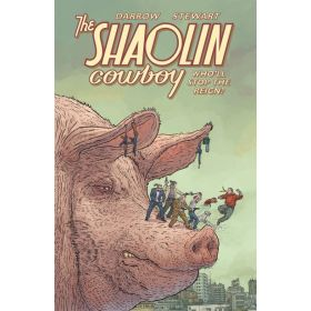 Shaolin Cowboy: Who'll Stop the Reign? (Paperback)