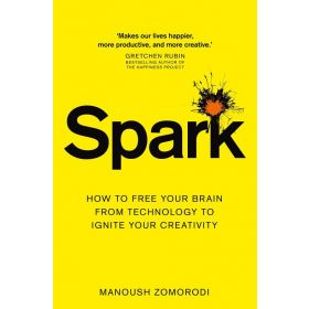 Spark: How to Free Your Brain from Technology to Ignite Your Creativity (Paperback)
