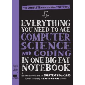 Everything You Need to Ace Computer Science and Coding in One Big Fat Notebook (Paperback)