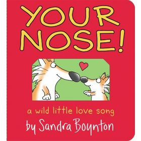 Your Nose! (Board Book)