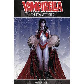 Vampirella: The Dynamite Years, Omnibus Vol. 2 (Paperback)