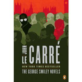 The George Smiley Novels, 8-Volume Boxed Set (Paperback)