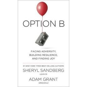 Option B: Facing Adversity, Building Resilience, and Finding Joy, Export Edition (Paperback)