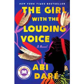 The Girl with the Louding Voice: A Novel (Hardcover)