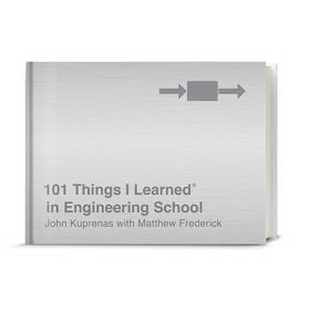 101 Things I Learned In Engineering School (Hardcover)