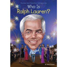 Who Is Ralph Lauren? (Paperback)