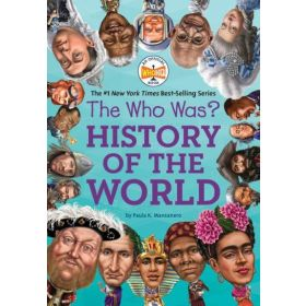 The Who Was? History of the World (Paperback)