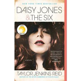 Daisy Jones & The Six: A Novel (Paperback)