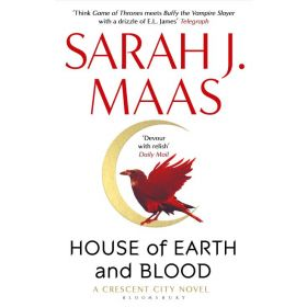 House of Earth and Blood: A Crescent City Novel, Book 1 (Paperback)