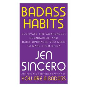 Badass Habits, Export Edition Signed Copy (Paperback)