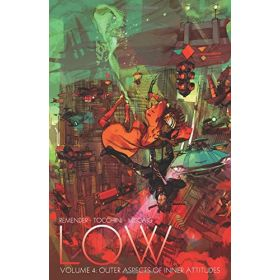 Low Vol. 4: Outer Aspects of Inner Attitudes (Paperback)