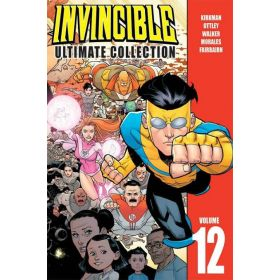 Invincible: The Ultimate Collection Vol. 12 (Hardcover)