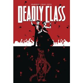 Deadly Class: Never Go Back, Vol. 8 (Paperback)