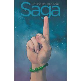 Saga: Compendium, Vol. 1 (Paperback)
