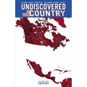 Undiscovered Country, Vol. 1 (Paperback)
