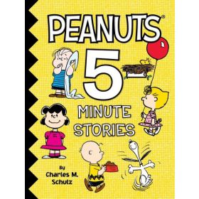 Peanuts 5-Minute Stories (Hardcover)