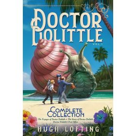 Doctor Dolittle The Complete Collection, Vol. 1 (Paperback)