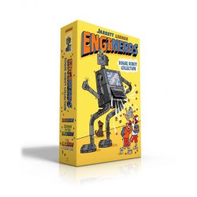 EngiNerds Rogue Robot Collection, Boxed Set (Hardcover)