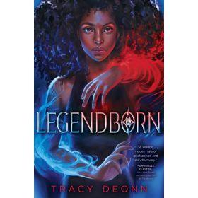 Legendborn (Export Paperback)