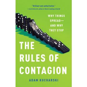 The Rules of Contagion: Why Things Spread—And Why They Stop (Hardcover)