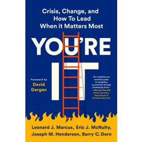 You're It: Crisis, Change, and How to Lead When It Matters Most (Paperback)