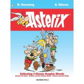 Asterix Omnibus 1 (Hardcover)