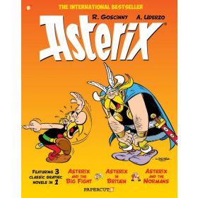 Asterix Omnibus 3 (Paperback)