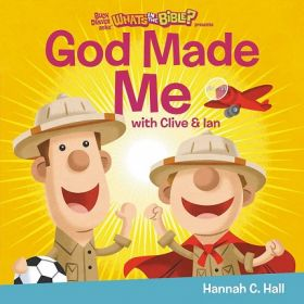 God Made Me, Buck Denver Asks... What's in the Bible? (Board Book)