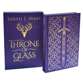 Throne of Glass Collector's Edition (Hardcover)
