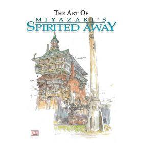 The Art of Spirited Away (Hardcover)