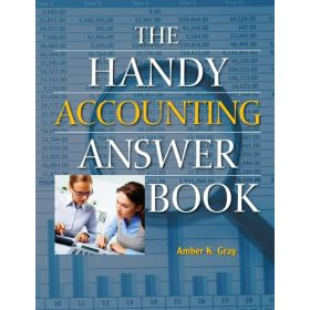 The Handy Accounting Answer Book (Paperback)