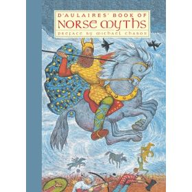 d'Aulaires' Book Of Norse Myths (Paperback)