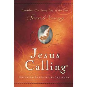 Jesus Calling: Enjoying Peace in His Presence (Hardcover)