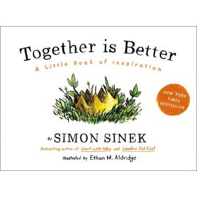 Together Is Better: A Little Book of Inspiration (Hardcover)