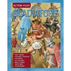 Action Files: Gladiators (Mixed Media)