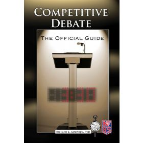 Competitive Debate: The Official Guide (Paperback)