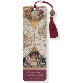 Peter Pauper Press: Beaded Bookmark (Old World)