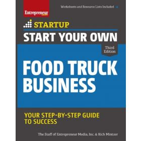 Start Your Own Food Truck Business: Startup, 3rd Edition (Paperback)