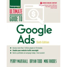 Ultimate Guide to Google Ads, 6th Edition (Paperback)