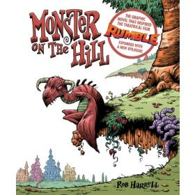 Monster on the Hill, Expanded Edition (Paperback)
